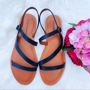Lucky Brand Alexcia Sandals Size 11 NEW $69